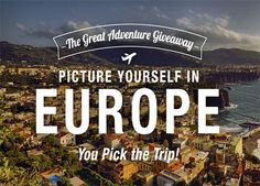 Enter For Your Chance To Win The Great Adventure Giveaway!