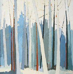 Abstract Landscape Painting, Abstract Watercolor, Landscape Art, Abstract Art, Painting Corner, Paper Artwork, Artist Portfolio, Plant Illustration, Small Art