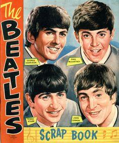 The Beatles Scrap Book