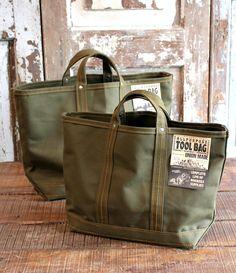 Blue-Green-Grey   laborday-japan:   LD1007 / Tool Bag...