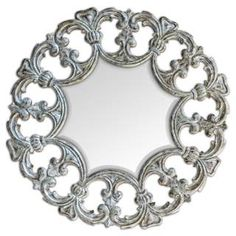 Check out the Uttermost 05033 Fratelli Round Mirror