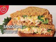 Sanduíche Natural de Frango - Especial volta às aulas - Emagrecer Certo