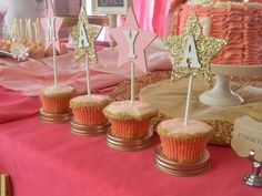 Charlene Party Envy .'s Birthday / pink and gold bash - Photo Gallery at Catch My Party