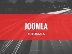 10 Best Joomla Tutorials for Beginners  Joomla is a great CMS with a lot of flexibility and an easy user interface that makes it very popular. However many people feel overwhelmed when they recognize the many configurations and options that are available. Many novices have a rudimentary knowledge of the basics of a website foundation and understand the essentials. For those wanting to get started this is the place to find the resources to learn Joomla easily and quickly. A team of…