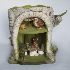 Willodel: BIRCH TREE HOUSE