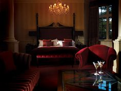 Top 10 bridal suites; Pennyhill Park