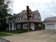 paHis Jimmy Stewart's boyhood home, Indiana, PA