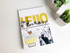 Mini Album Overlay Cards