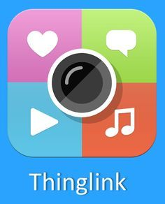 Create Interactive Images with ThingLink's new iPad App--iPad Apps for School Best Educational Apps, Educational Technology, Teaching Technology, Technology Tools, Computer Technology, App Ipad, Lien Internet, Narrativa Digital, Study Apps