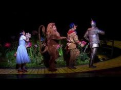 Wizard of Oz (Andrew Lloyd Webber) - We're Off to See the Wizard! - YouTube