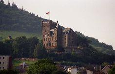 Burg Klopp - Rheinland-Pfalz Germany