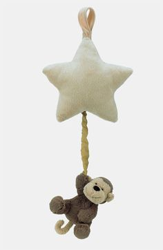 Free shipping and returns on Jellycat 'Monkey Star' Musical Toy at Nordstrom.com. A charming little monkey grabs hold of a star that plays 'Twinkle Twinkle Little Star' with the pull of a string.