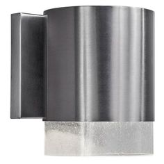 Hispec Stainless Steel 240V Patio LED Garden IP44 Down GU10 Outdoor Wall Light