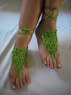 This is a neat idea as an alternative to uncomfortable heels!