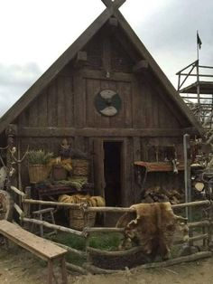 Viking shed