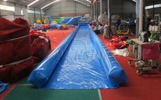 Inflatable Slide The City WSP-133