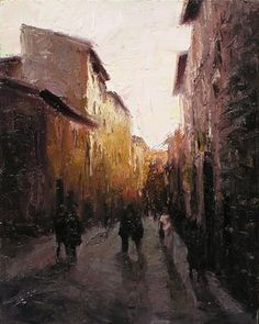 "Saatchi Art Artist Zin Lim; Painting, ""Pilgrimage"" #art"