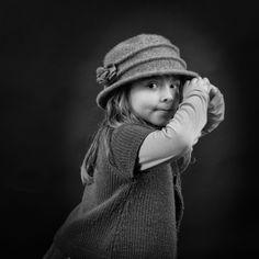 Mathilde Photo Galleries, Portraits, Fine Art, Gallery, Hats, Fashion, Moda, Hat, Fashion Styles