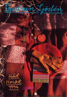 Gudrun Sjödén Catalogue - Fall 1994