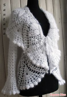 crochet | Rahymah Handworks | Page 2... Free diagrams for making this gorgeous sweater!