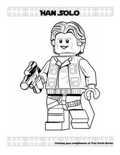 ausmalbild: lego star wars boba fett | ausmalbilder kostenlos zum ausdrucken | star wars malbuch