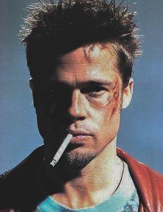 Fight Club Archives - Dizaster In A Halo Fight Club Brad Pitt, Fight Club 1999, Tyler Durden, David Fincher, Film Quotes, Series Movies, Chuck Palahniuk, Good Movies, I Movie