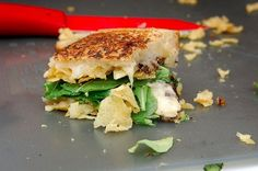 """""""OMG"""" Grilled Cheese 