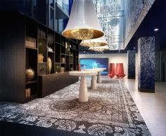 Andaz hotel Amsterdam, design by Marcel Wanders