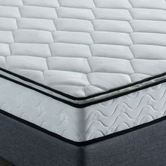 Pillow top mattress high quality foam thickness pokcet spring all sizes available sleep for bed Pillow Top Mattress, Queen Mattress, Double Beds, Fabric Covered, Sleep, Luxury, Spring, Home Decor, Full Beds