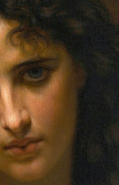 A rare beauty, Hugues Merle.