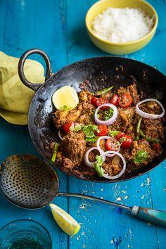 Journey Kitchen: Chicken Jalfrezi