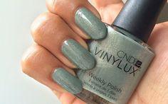 Vinylux Wild Moss (spring 2014)