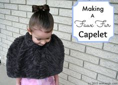 Sew Can Do @sewcando  - : Make a stylish Faux Fur Capelet without a pattern.  Fully lined with collar, frog closure and old time movie star glamour! in Luxe Cuddle Bengal Pewter http://www.shannonfabrics.com/index.php?main_page=product_info&cPath=968_974&products_id=1264