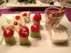 Best voorgerechtjes images appetizers finger