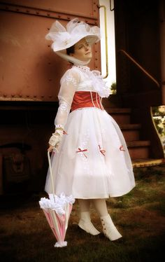 Mary Poppins, always wanted to dress up as her