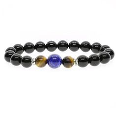 Collectibles Crystals & Mineral Specimens Rational Genuine Natural Gold Tiger Eye Gemstone Beads Woman Bracelet Aaaa 8mm