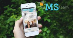 MyMSTeam.com has a free mobile app for both iPhone and Android! Download the iPhone app here! Learn more about our social network and apps: MyMSTeam.com/mobile #multiplesclerosis #MS #MSers