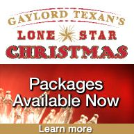 gaylord texan lone star christmas events