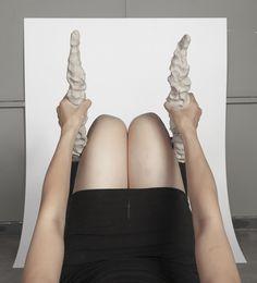 selfportret Laura Klinkenberg