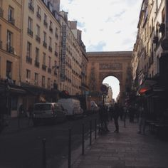 Just arrived in Paris for my internship at Wodd !