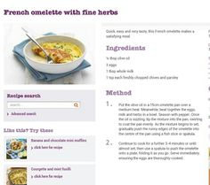 Omlette for toddler 12m +. You can also add veg. It's quick amd tasty