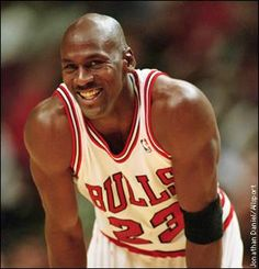 "Michael Jordan: ""His Airness"" always has been, and always will be my greatest basketball hero."