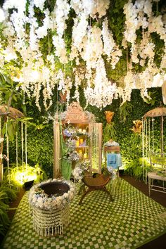 New Wedding Backdrop Hotel Decor Ideas