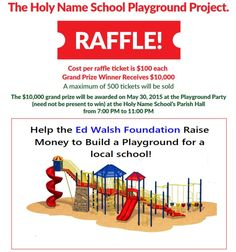 playground fundraising commemorative brick flyer playground pinterest girl scouts the o. Black Bedroom Furniture Sets. Home Design Ideas