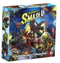Smash Up card game, core set - $22