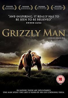 Grizzly Man. Herzog was surprisingly nice to Treadwell.