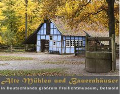 Old mills and cottages in Germany ....   #travel #tourism #germany #mills #cottages #photography #calendars #travelphotography #demipress
