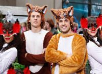 """Ylvis signs deal with Simon & Schuster to make """"The Fox' a Children's Book"""