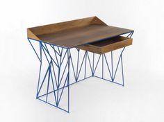 Bureau Nom de Bleu! par Boris Dennler - Journal du Design