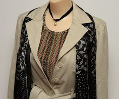 Ann Taylor Jacket Blazer Petite M Vittadini Scarf Tank Top Necklace Clothes Lot #AnnTaylor